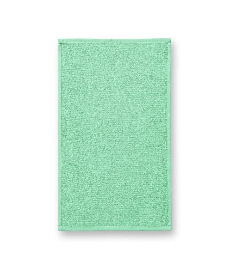 Ručník Terry Hand Towel - Mátová | 30 x 50 cm