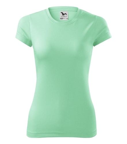 Dámské sportovní tričko Adler Fantasy - Mátová | XL