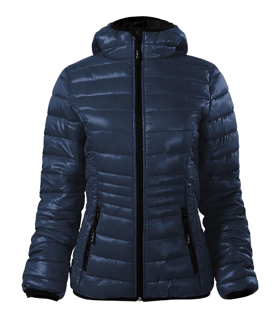 Adler Dámska bunda Everest - Námořní modrá  a10ea5a5350