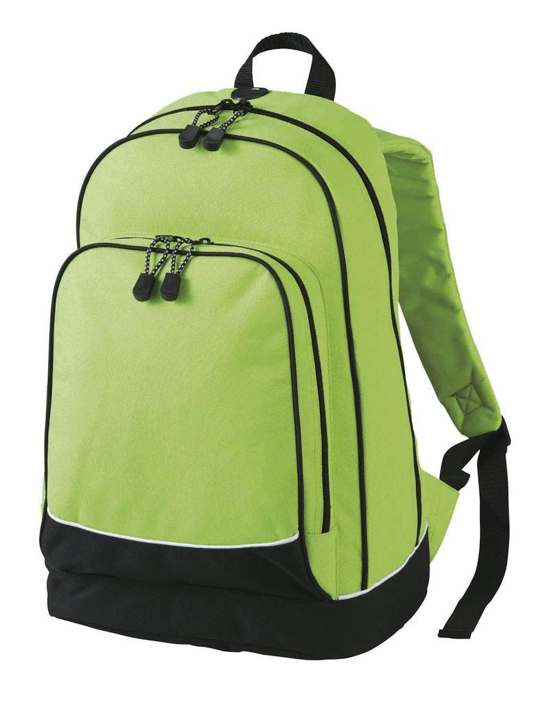 Studentský batoh CITY - Májová zelená
