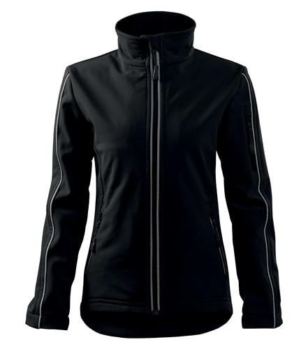 Dámská softshellová bunda Jacket - Černá | S