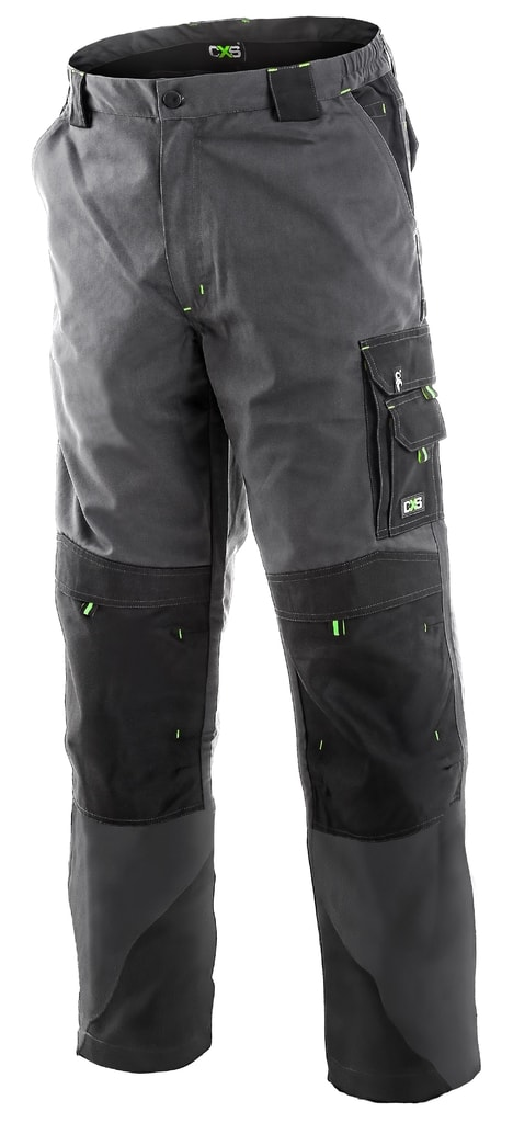 Zimní pracovní kalhoty do pasu SIRIUS NIKOLAS - 48-50