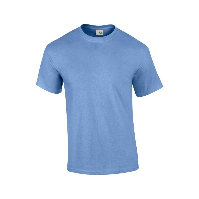 Pánské tričko ECONOMY - Světle modrá | XXL