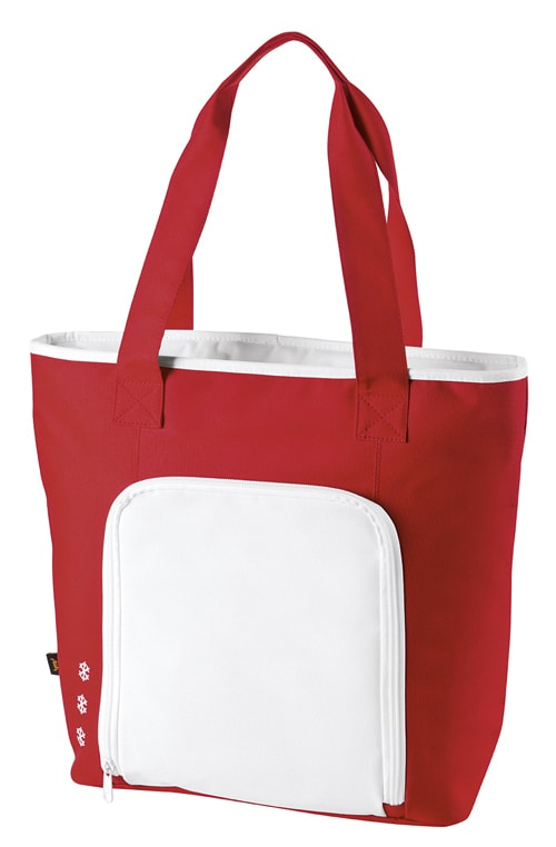 Chladicí taška FROSTY - Červená