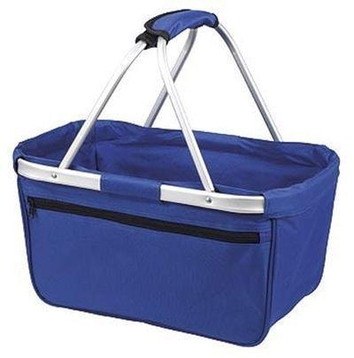 Nákupní košík BASKET - Královská modrá