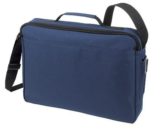 Velká taška na dokumenty BASIC - Tmavě modrá