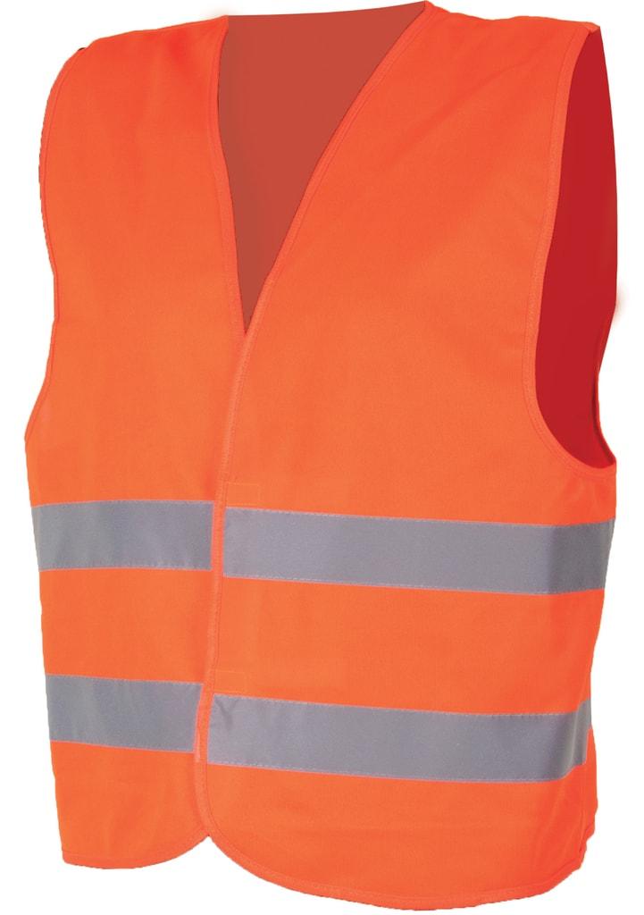 Reflexní vesta - Oranžová   uni