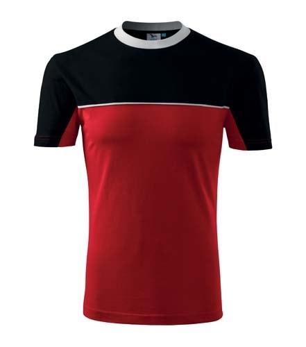 Barevné tričko Adler Colormix - Červená | M