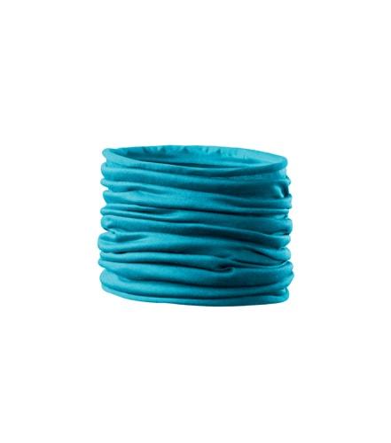 Multifunkční šátek - Tyrkysová | uni