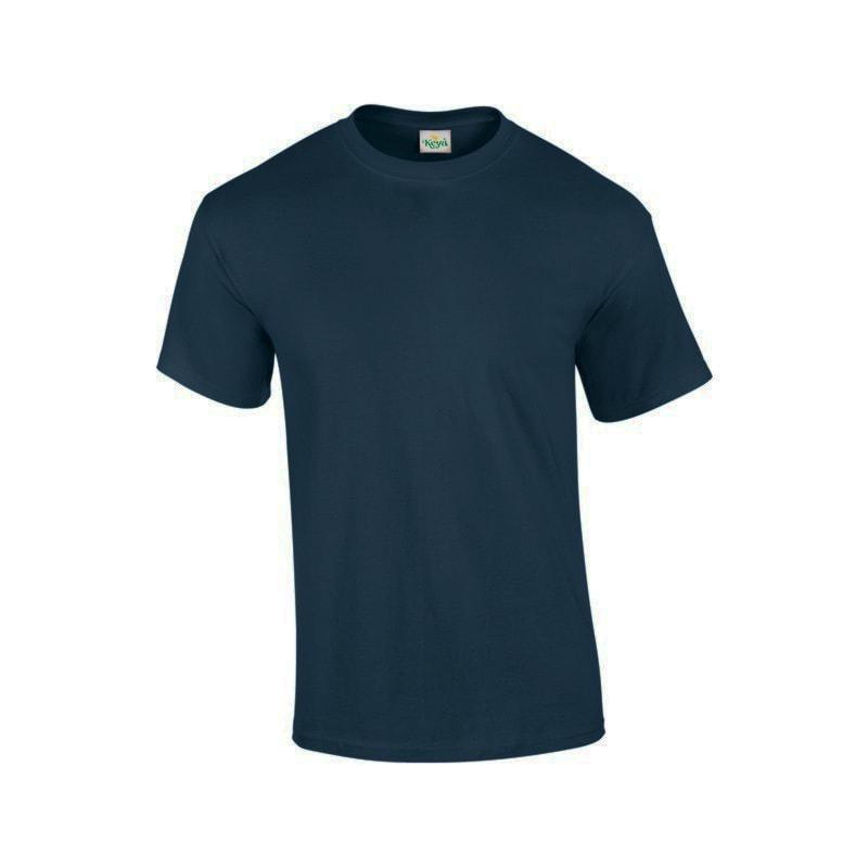Pánské tričko ECONOMY - Tmavě modrá | XL