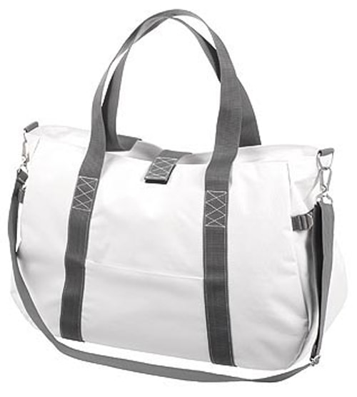 Dámská taška přes rameno FASHION - Bílá