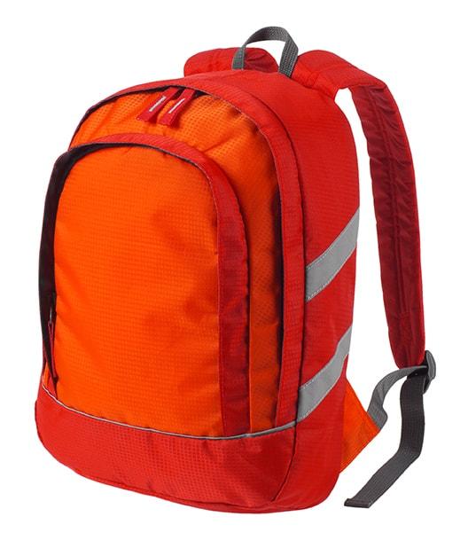Dětský batoh TODDLER - Červená