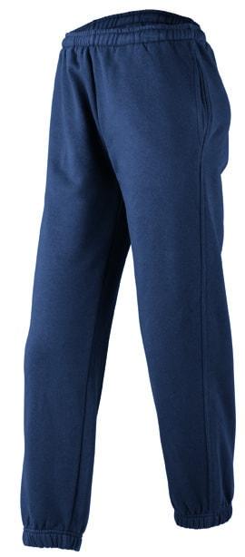 Dětské tepláky JN036k - Tmavě modrá | XL