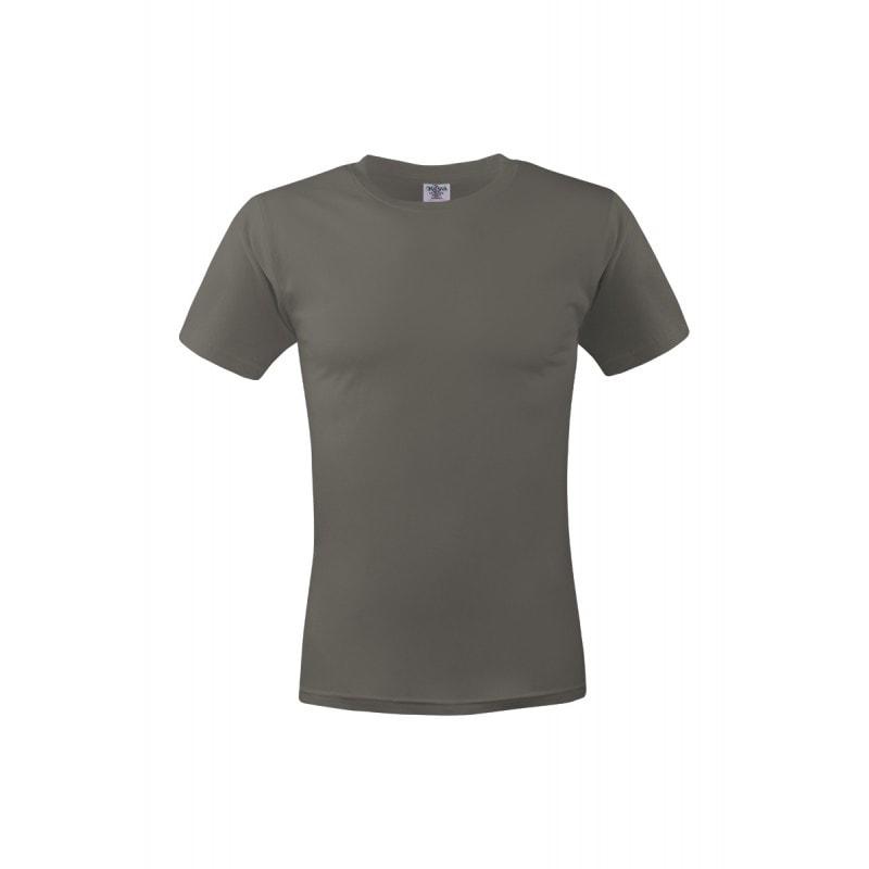 Pánské tričko ECONOMY - Tmavě šedá | XL