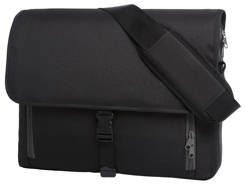 Velká taška na notebook EFFECT - Antracit