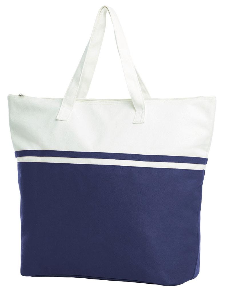 Velká plážová taška SOUL - Tmavě modrá d984b806057