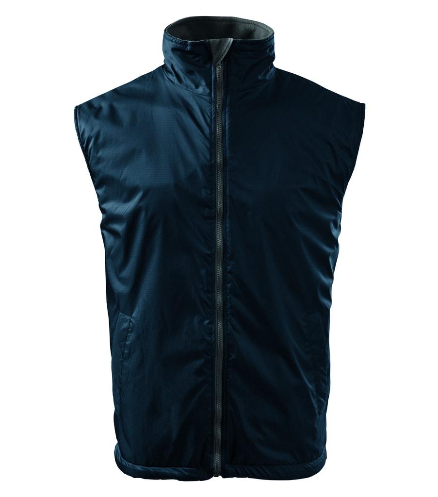 Pánská vesta Body Warmer - Námořní modrá   S