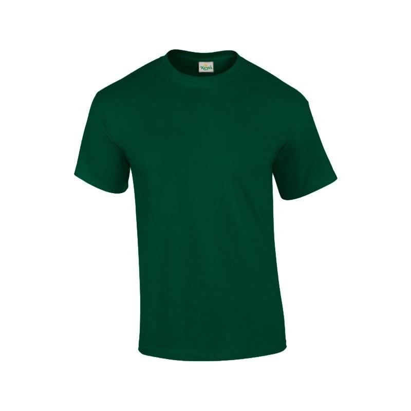 Pánské tričko EXCLUSIVE - Lahvově zelená | XXXL
