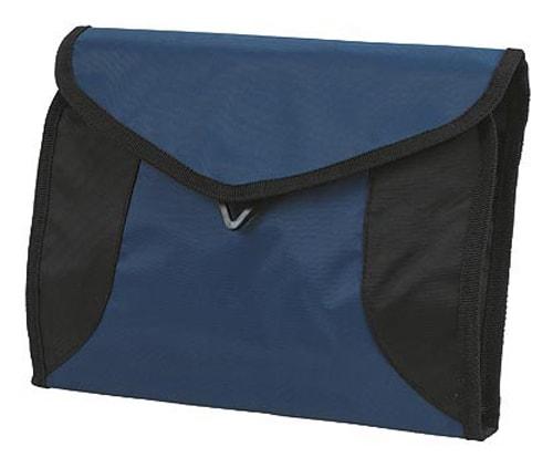 Toaletní taška na zavěšení SPORT - Tmavě modrá