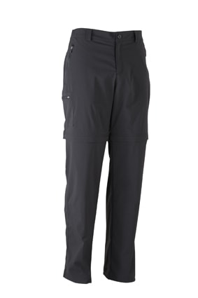 Pánské outdoorové kalhoty 2v1 JN583 - Černá | M