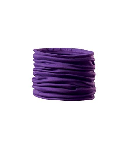 Multifunkční šátek - Fialová | uni