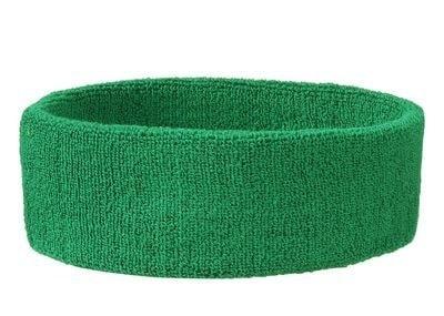 Sportovní čelenka MB042 - Zelená