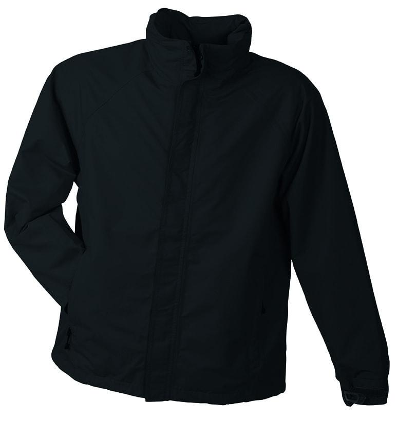 Pánská outdoorová bunda JN1010 - Černá | S