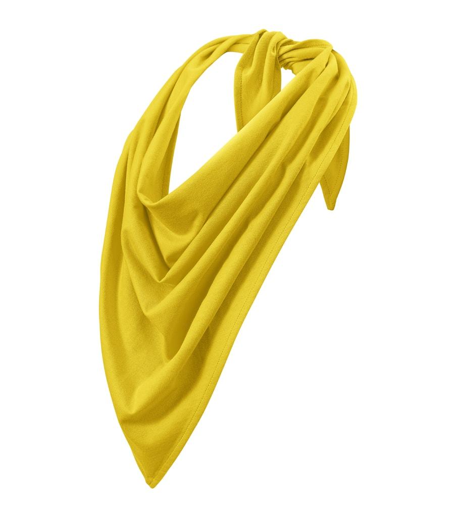 Šátek Fancy - Žlutá | uni