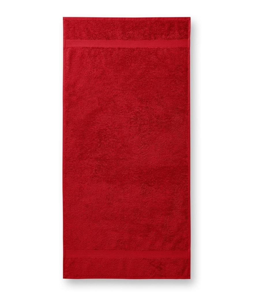 Ručník Terry Towel - Červená | 50 x 100 cm