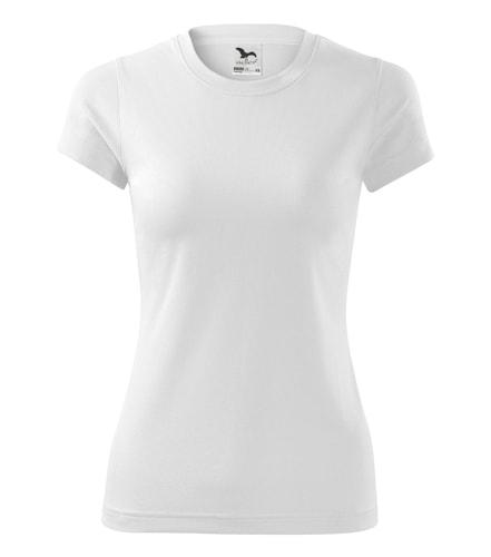 Dámské sportovní tričko Adler Fantasy - Bílá | M