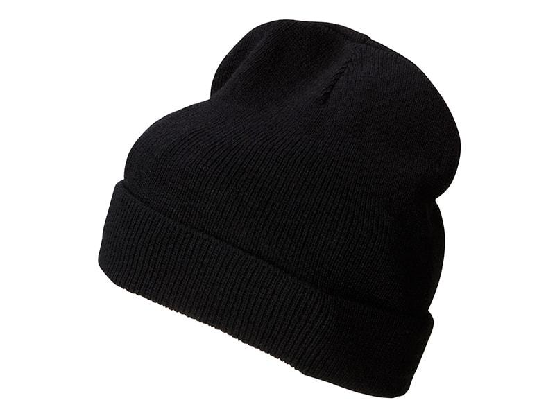 Lehká zimní čepice MB7112 - Černá