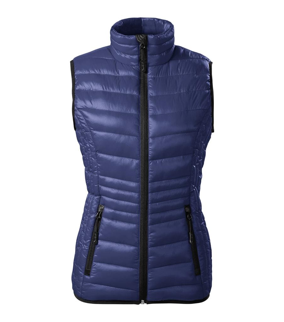 Dámská prošívaná vesta Everest - Námořní modrá   S