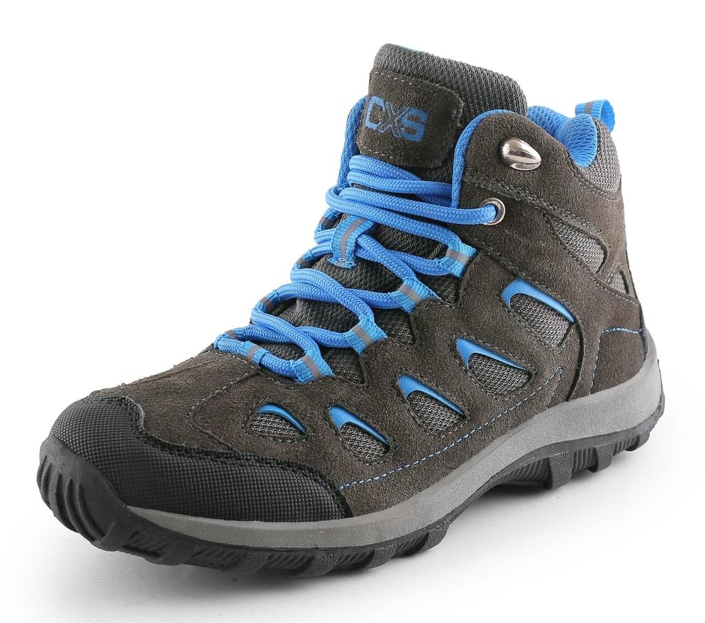 Dětské trekové boty MADAGASCAR - 35
