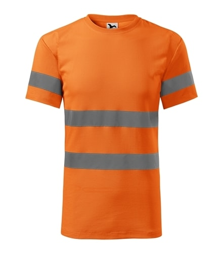 Reflexní tričko Adler - Reflexní oranžová | XXXL