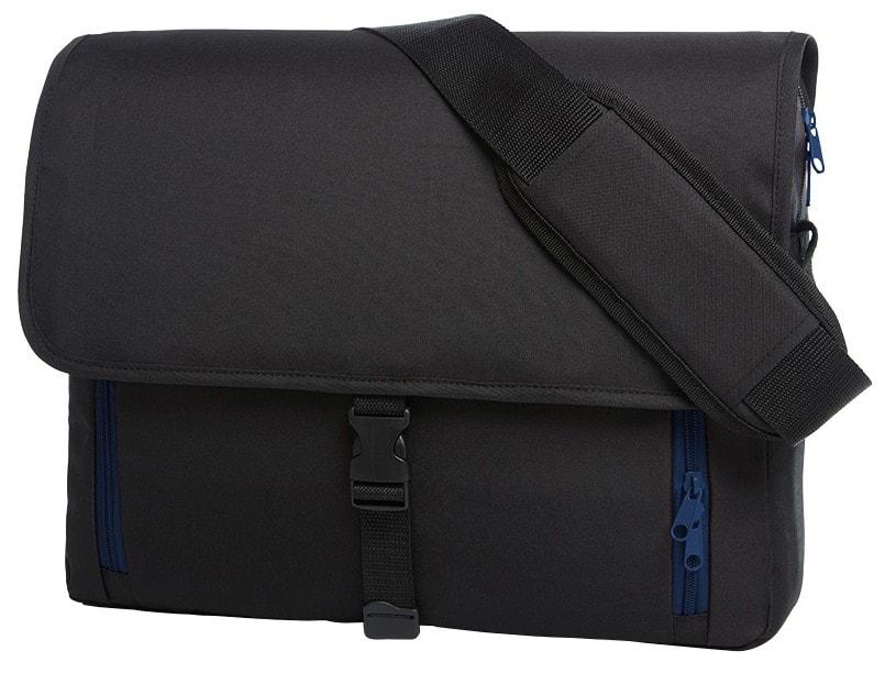 Velká taška na notebook EFFECT - Tmavě modrá