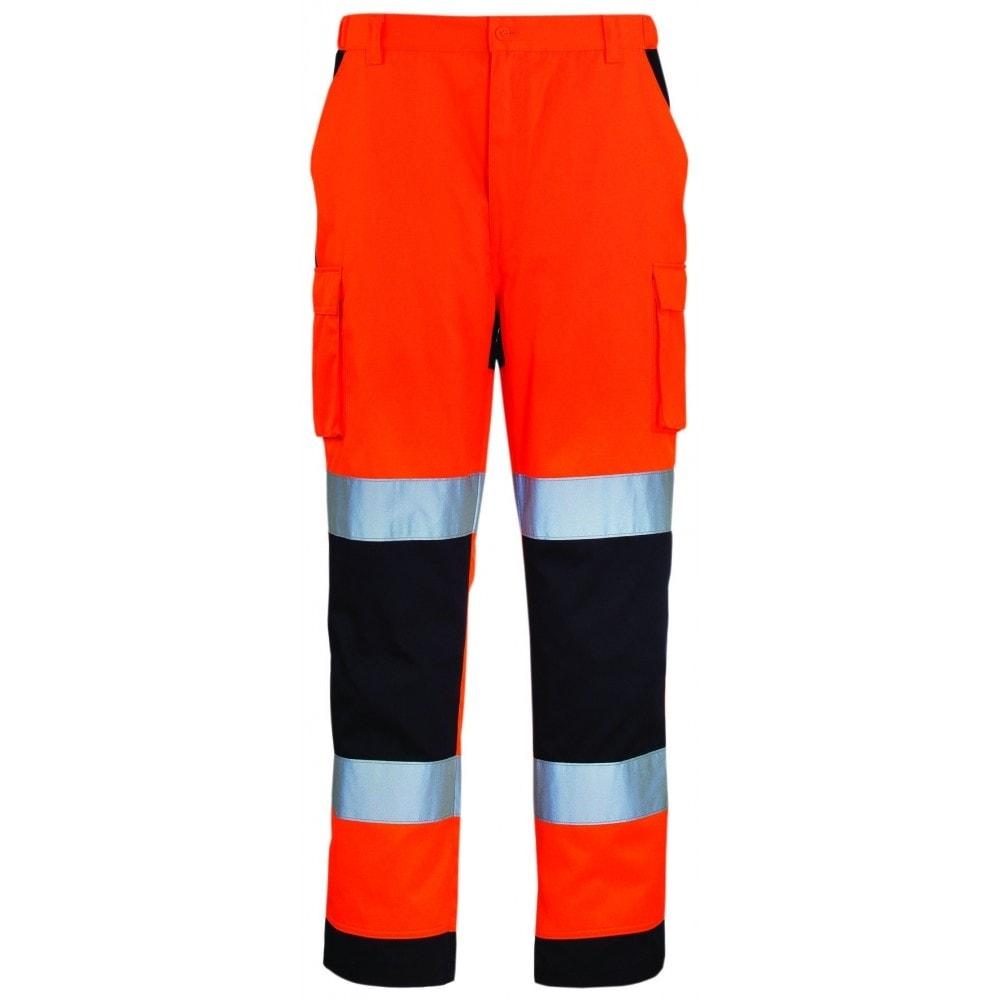 f240b9c514ff Ardon Reflexné nohavice do pása - Oranžová