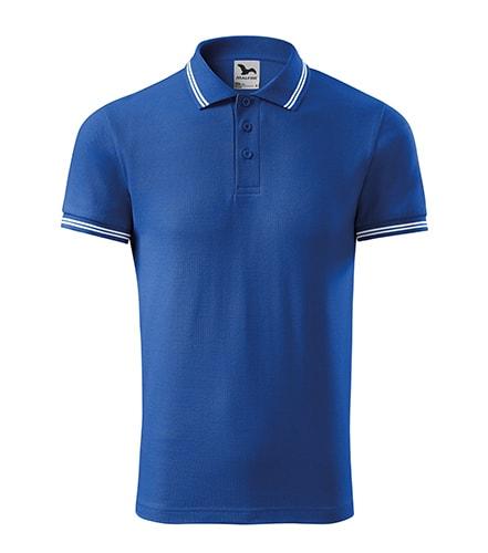 Pánská polokošile Urban - Královská modrá | XL