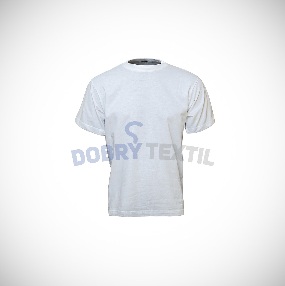 Dětské tričko CLASSIC - Bílá | 86