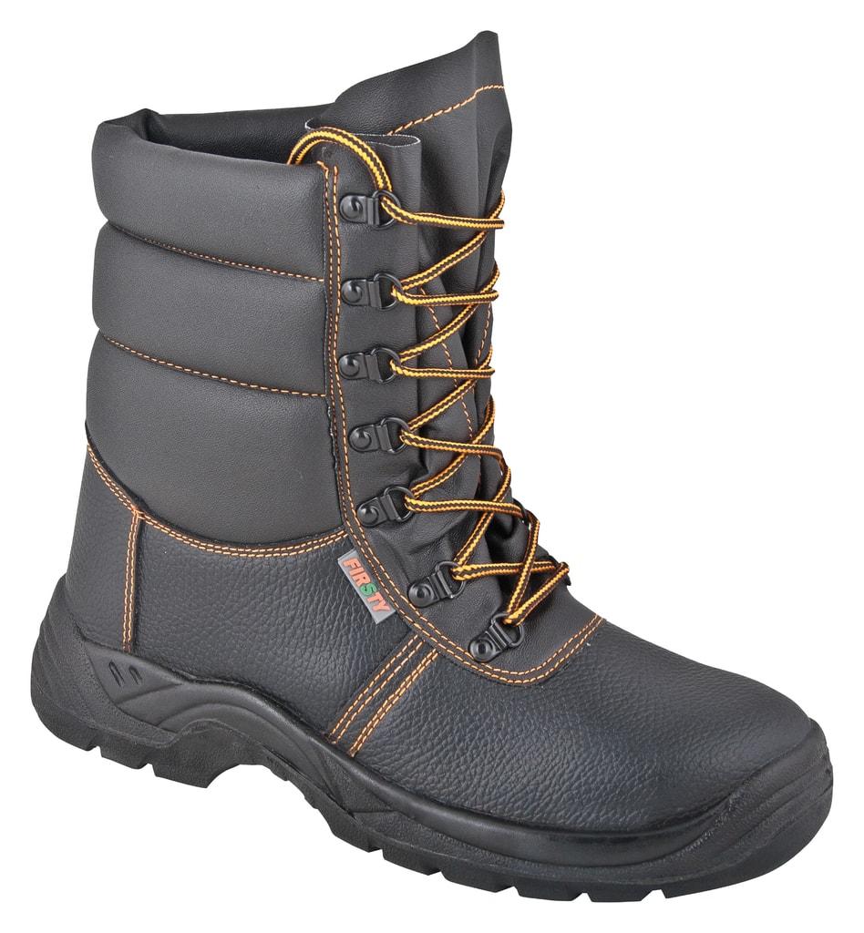 Zimní pracovní boty Firwin LB S3 - 48