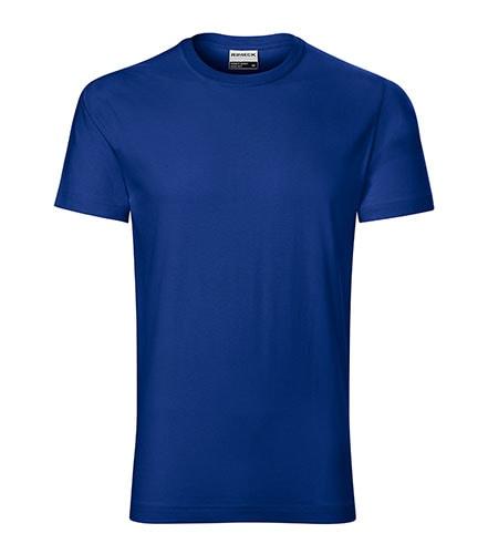 Pánské tričko Resist heavy - Královská modrá | L