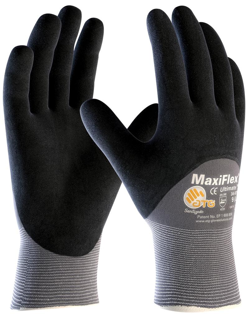 Pracovní rukavice Maxiflex Ultimate 34-875 - 10