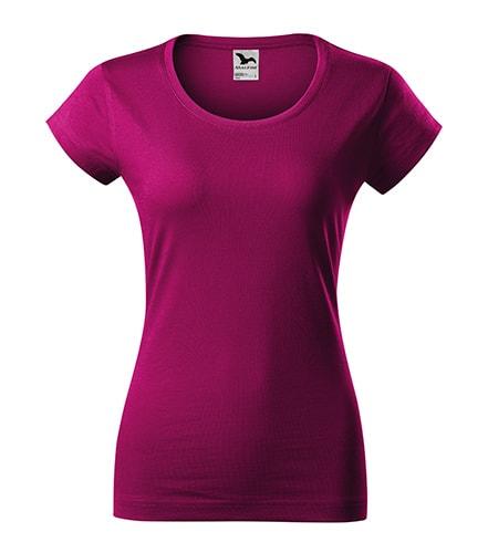 Dámské tričko Viper - Světle fuchsiová | L
