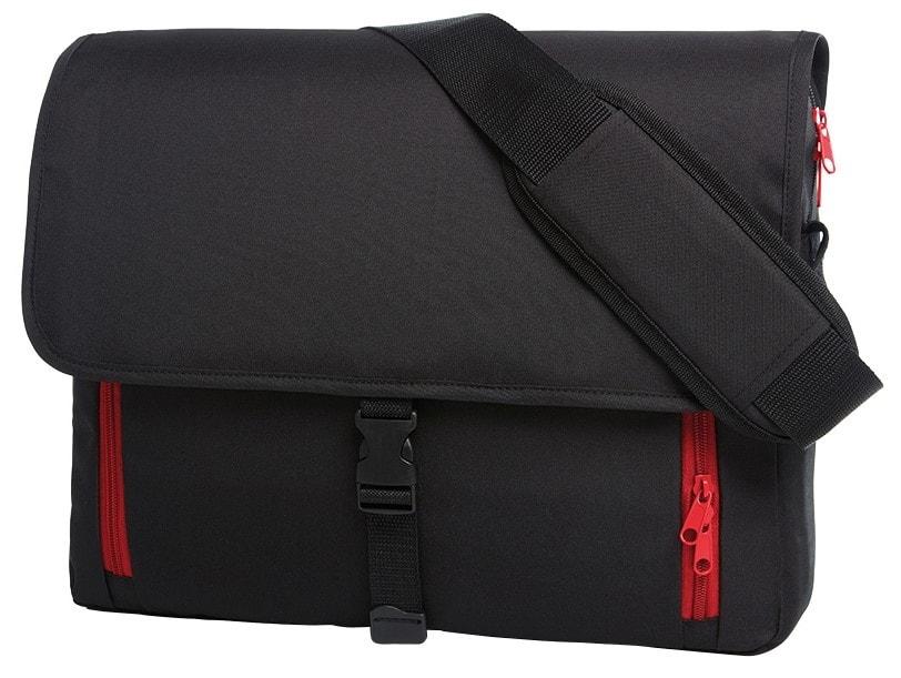 Velká taška na notebook EFFECT - Červená