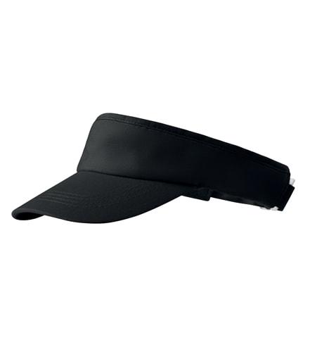 Sportovní kšilt Sunvisor Adler - Černá | uni