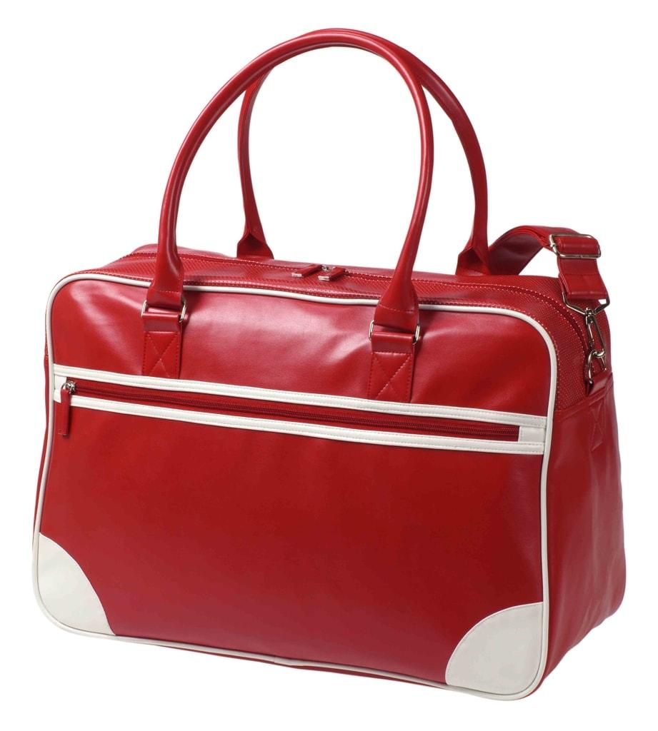 Cestovní taška RETRO - Červená