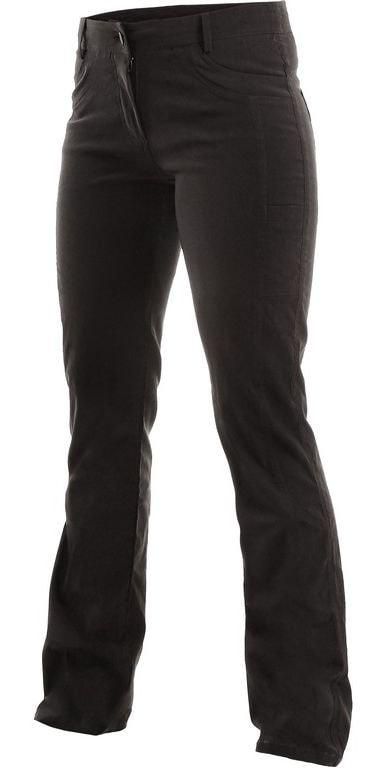 Dámské černé kalhoty ELEN - 52