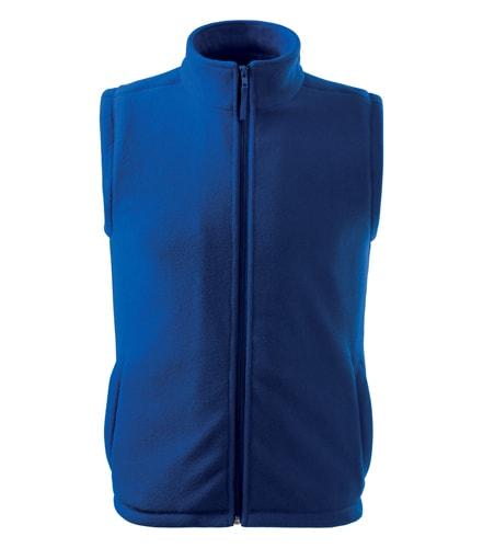 Fleecová vesta Adler - Královská modrá | XXXL