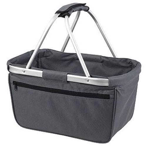 Nákupní košík BASKET - Antracit