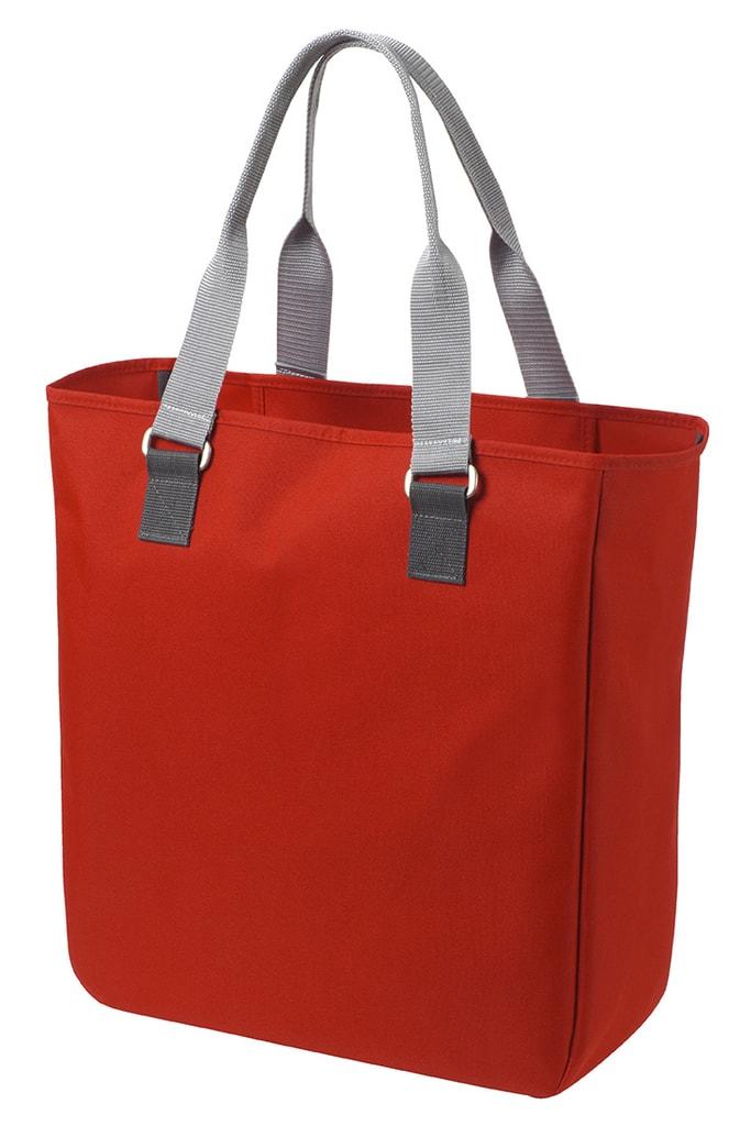 Velká nákupní taška SOLUTION - Červená
