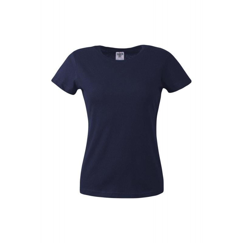 Dámské tričko ECONOMY - Tmavě modrá | S